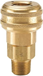 1//8 Male Thread x 1//8 Male Thread Parker Hannifin 215PNL-2-25 Brass Long Nipple Pipe Fitting 2-1//2 Length