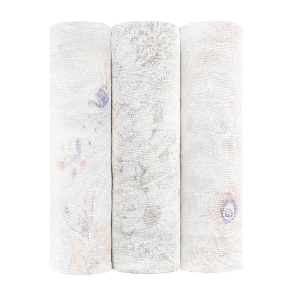 FEATHERLIGHT 3er Pack Silky Soft