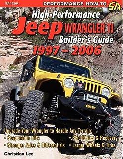 Jeep 4x4 performance handbook motorbooks workshop jim allen high performance jeep wrangler builders guide 1997 2006 fandeluxe Images
