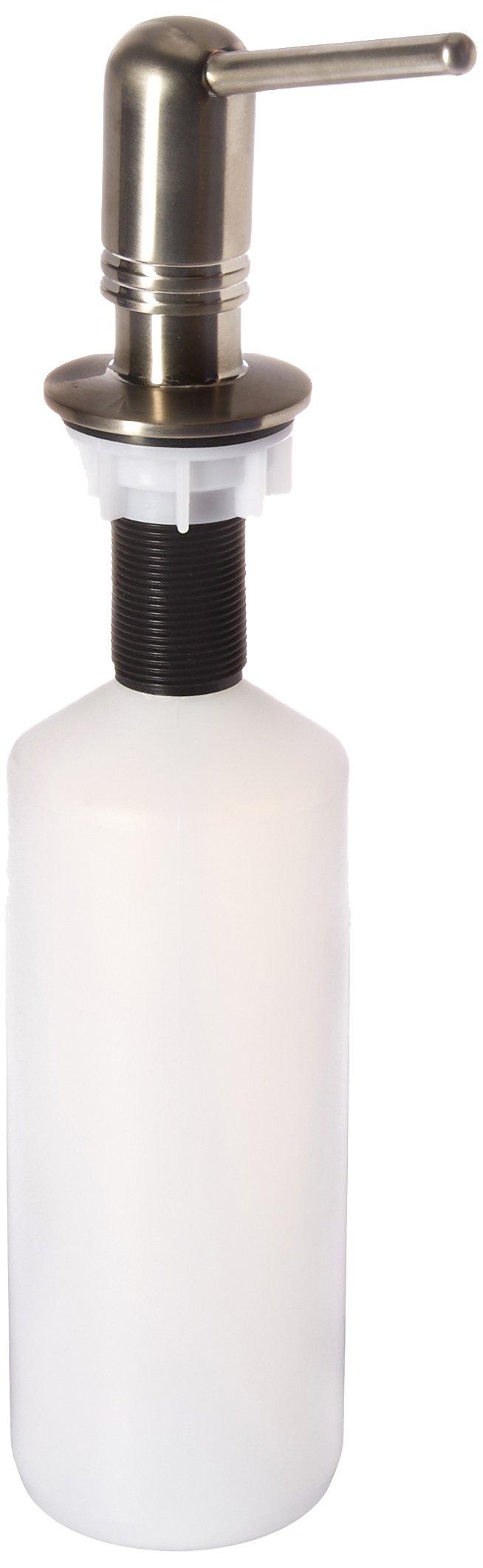 American Standard 4503.115.295 Deck Mount Liquid Soap Dispenser, Satin