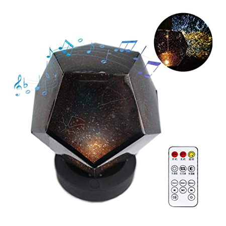 Pawaca DIY Star Proyector Luz Nocturna, Gypsophila Phantom Star ...