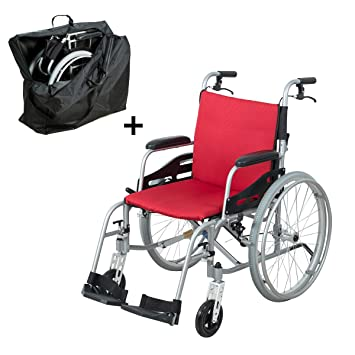 Amazon.com: Hi-Fortune - Silla de ruedas para adultos ...