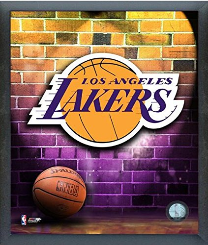 Los Angeles Lakers NBA Team Logo Photo (Size: 12