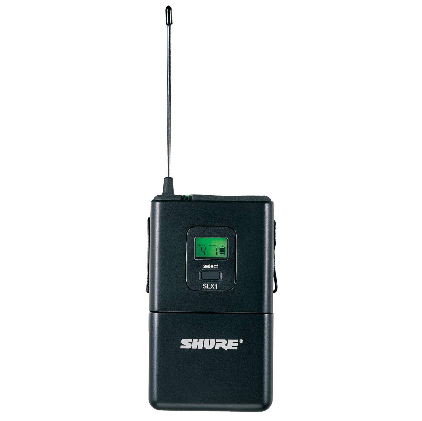 Shure SLX1 Bodypack Transmitter, J3