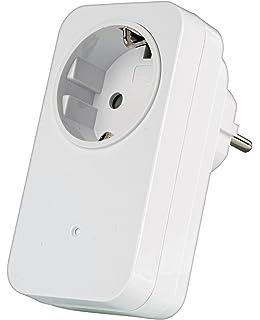 Enchufe regulador ampliaci/ón Blanco Smartwares SH8-90902 Pro Series