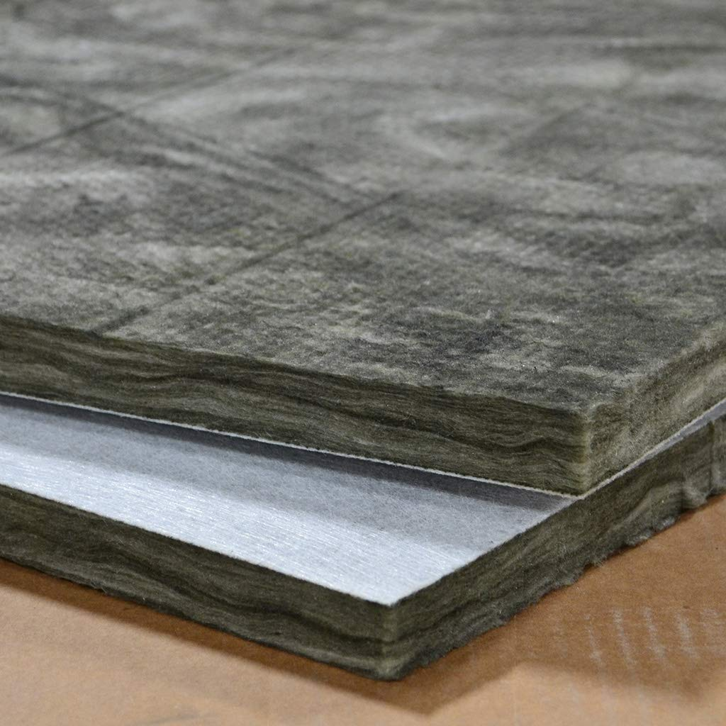 Amazon.com: White Acoustic Drop Ceiling Tiles 24