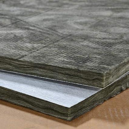 Amazon Com White Acoustic Drop Ceiling Tiles 24 X 48 X 1