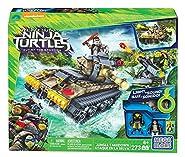 Mega Bloks Teenage Mutant Ninja Turtles Jungle Takedown Set
