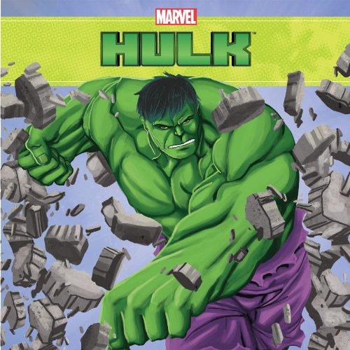 Hulk (Marvel Storybook (eBook))