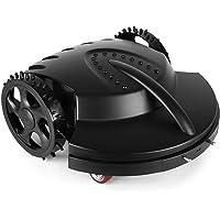 Garden Hero Tondeuse robot automatique (surface max. de tonte 1500m², station de recharge, autonomie batterie 3h, hauteur de coupe 3 ou 4cm, vitesse 20m/min, 2 lames) - noir