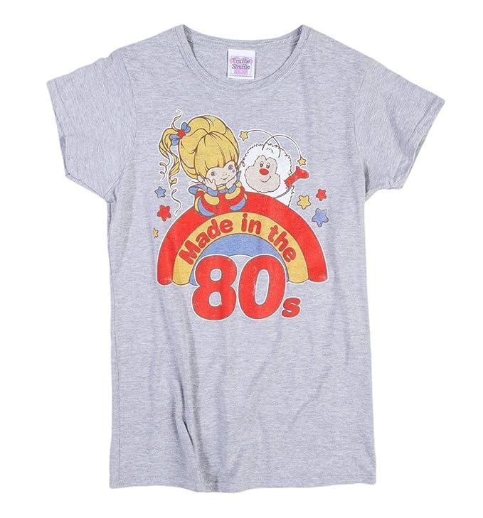 Truffleshuffle Rainbow Brite Made in the 80s T-shirt for Women. S to XL