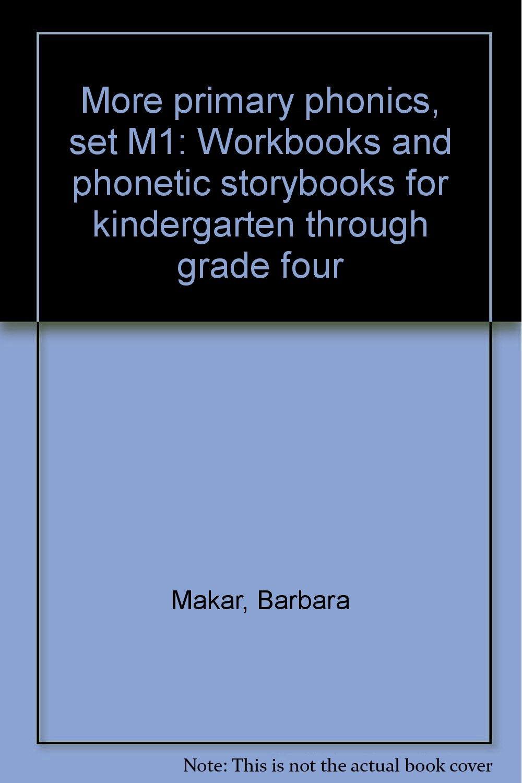 More primary phonics, set M1: Workbooks and phonetic storybooks ...