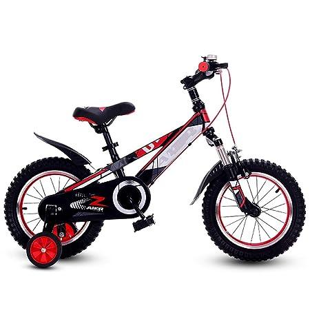 Bicicletas HAIZHEN Cochecito niños niños y niñas, 12 Pulgadas, 16 ...