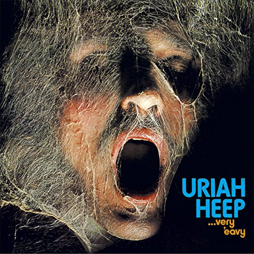 CD : Uriah Heep - Very Eavy Very Umble (Bonus Tracks, England - Import)