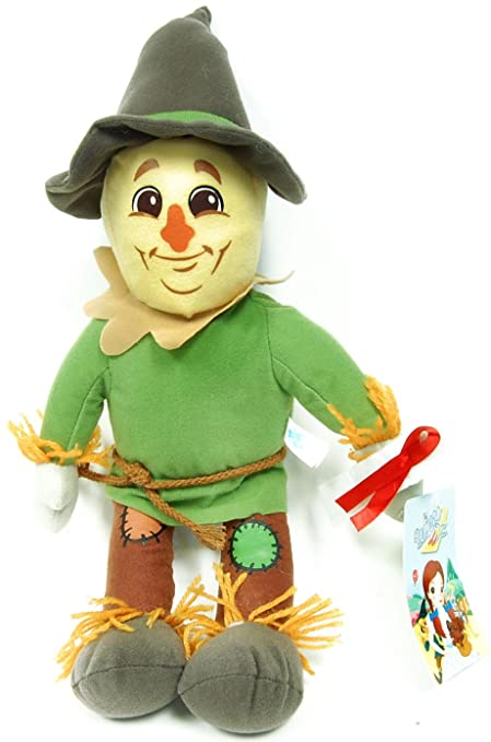 Amazoncom Wizard Of Oz 15 Plush Scarecrow Toys Games