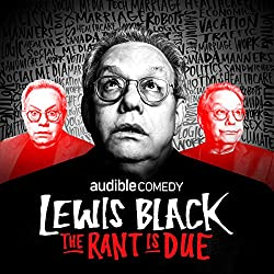 FREE SAMPLER: Lewis Black: The Rant is Due