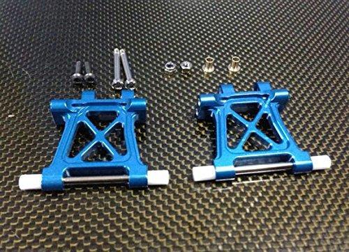 Tamiya TT-02 Upgrade Parts Aluminum Rear Lower Arm - 1Pr Blue ()