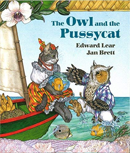 The Owl and the Pussycat by Edward Lear (1997-08-04) ()