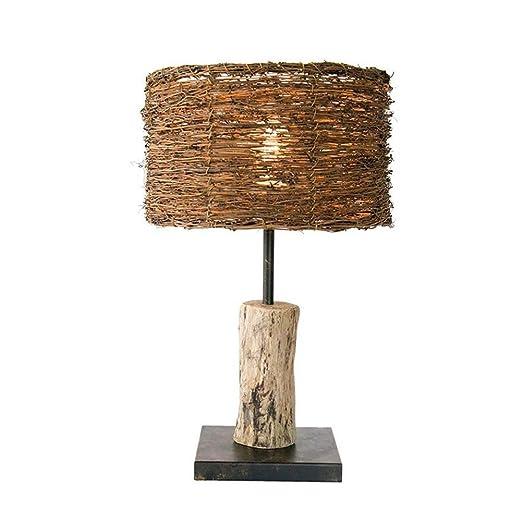 Lámpara de escritorio retro vintage lámpara de mesa de ...