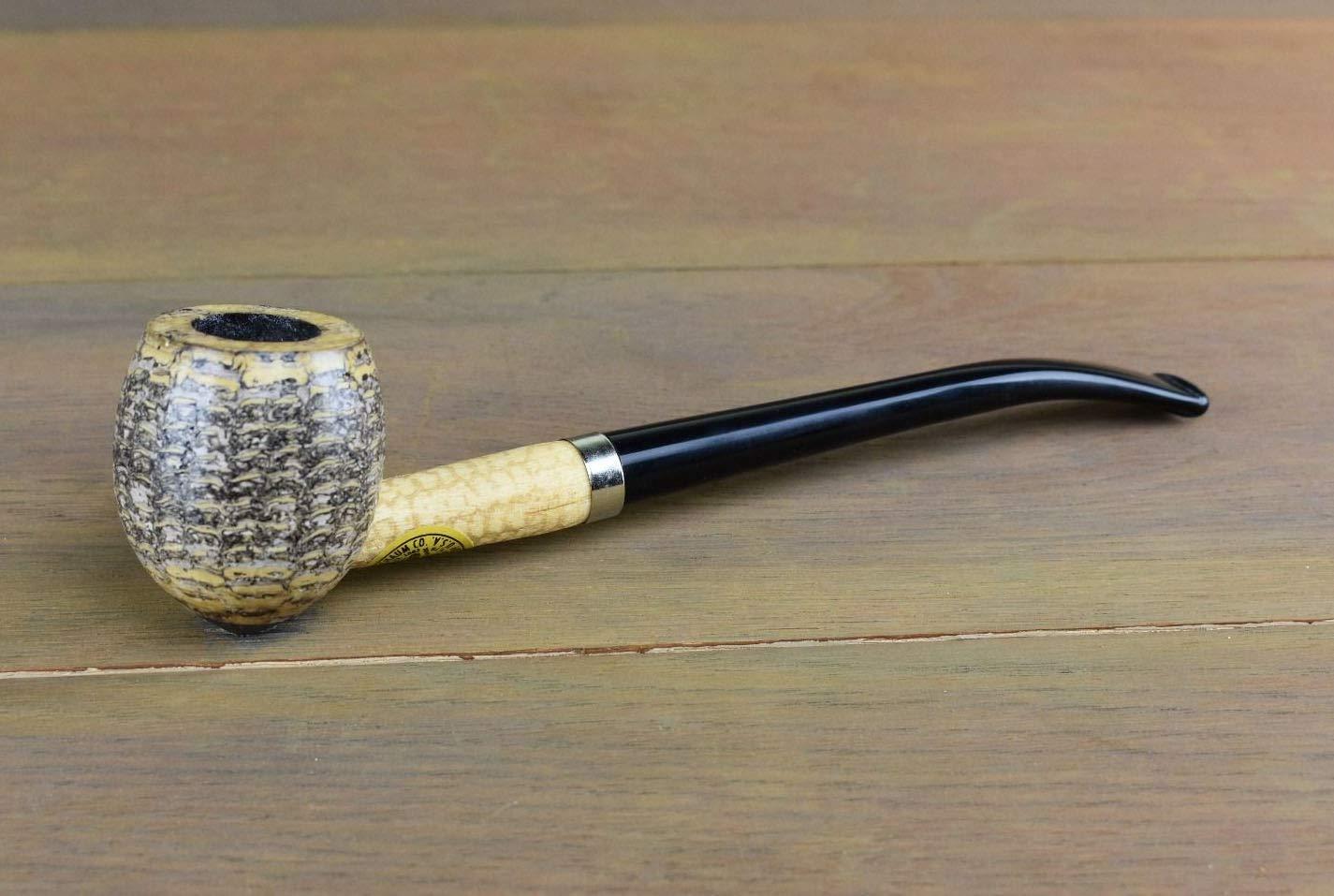 Missouri Meerschaum Shire Cobbit Corn Cob Tobacco Pipe