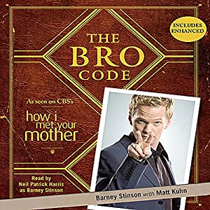 The Bro Code Audiobook