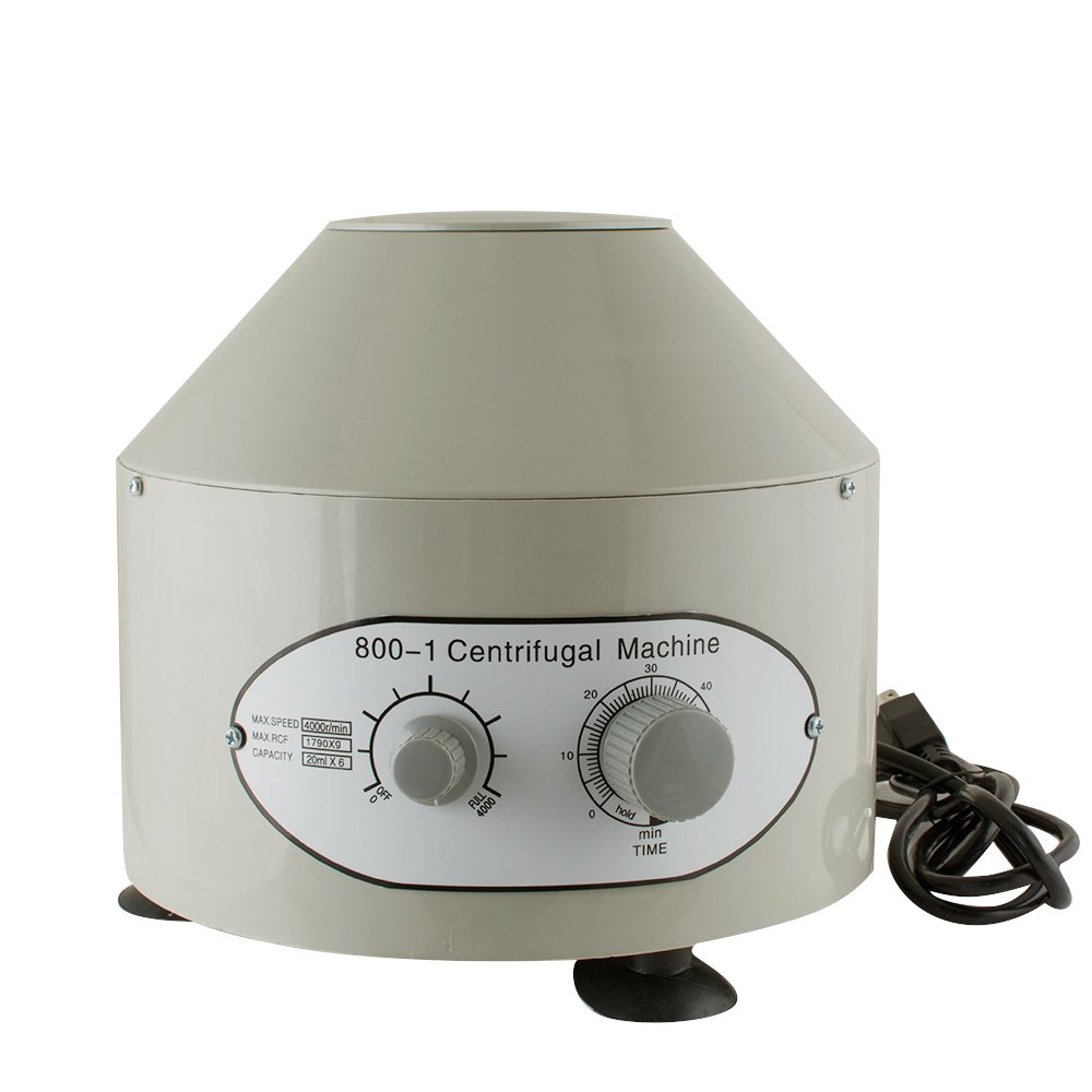 Vinmax Desktop Electric Centrifuge Machine 4000rpm Lab Practice 110V