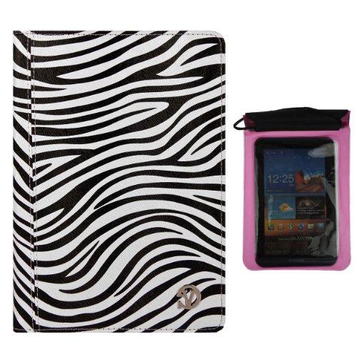 tfolio For Polaroid MIDC802, MIDC801, MIDC800pr001, MIDC497, MIDC010PR001 + Pink Waterproof Sleeve ()