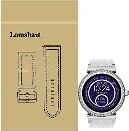 Amazon.com: lamshaw para michael kors acceso Sofie banda, de ...