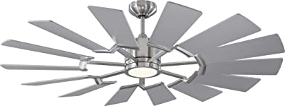 Monte Carlo 14PRR52BSD Prairie Ceiling Fan