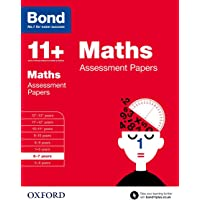 Bond 11+: Maths: Assessment Papers: 6-7 years