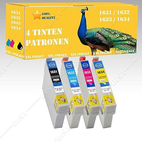 4 x Impresora de tinta WorkForce de: de WF- 2010 W, WF 2510 WF, WF ...