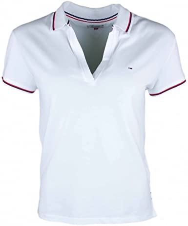 POLO TOMMY HILFIGER MODERN BRIGHT WHITE T-XL: Amazon.es: Ropa y ...