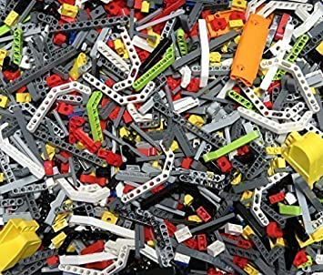 500 g bunte Bausteine verschiedene Lego ca Kiloware