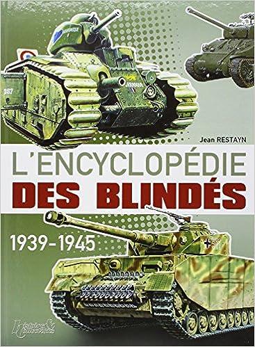 Real book mp3 gratuit telechargez L'encyclopédie des blindés 1939-1945 PDF