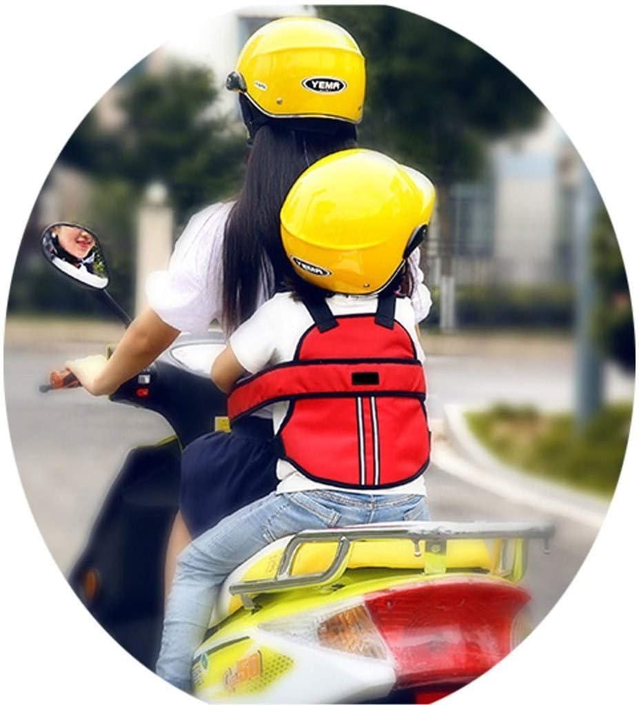 Niños Motos Asientos De Seguridad Cinturón Arnés para Montar A ...