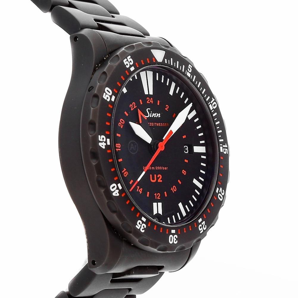 Sinn Mission 1020.020 - Reloj automático con temporizador, automático, automático, para hombre (certificado de presencia): Sinn: Amazon.es: Relojes