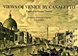 img - for Views of Venice by Antonio Canaletto (1971-06-01) book / textbook / text book