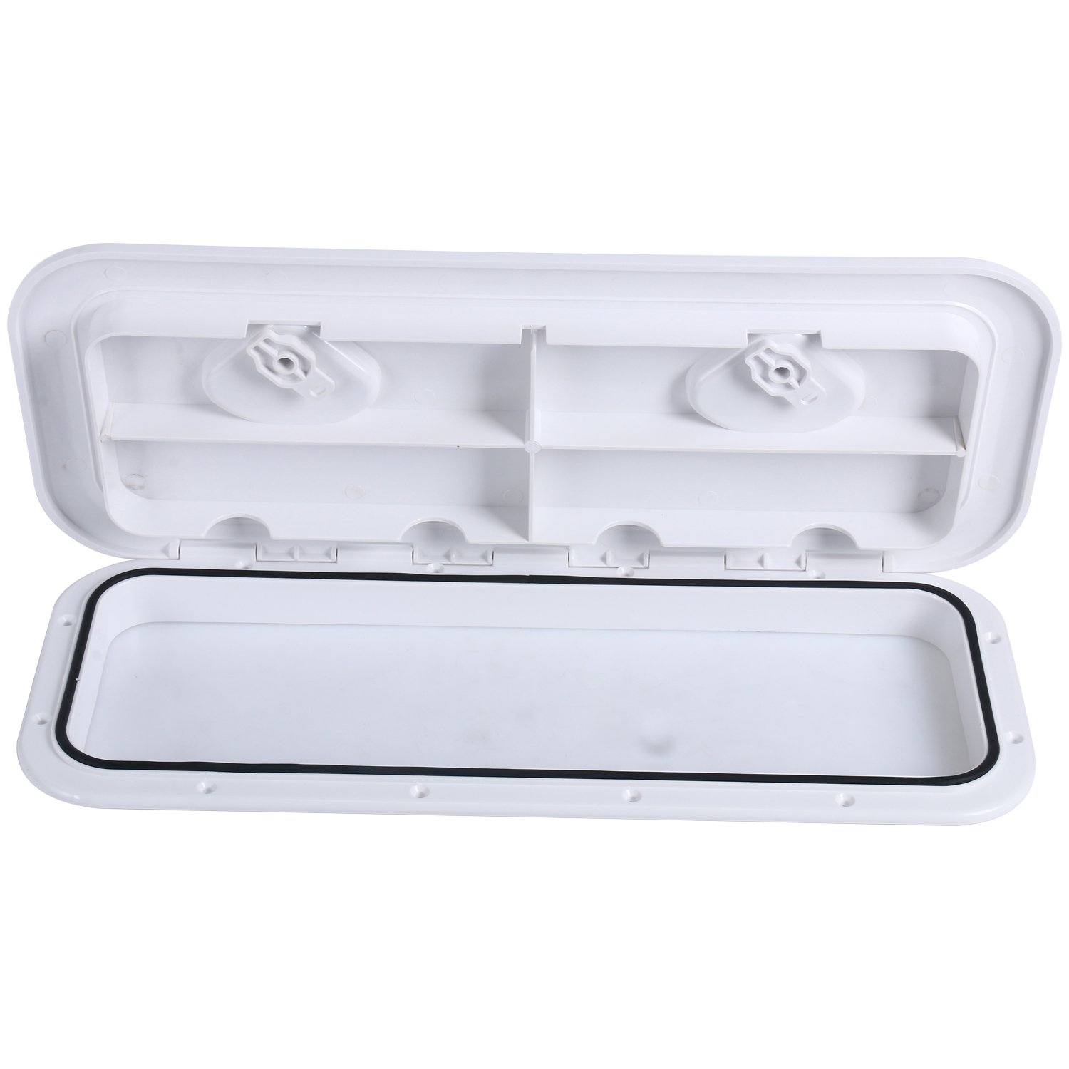 Amarine Made Access Hatch & LID 24'' x 9-5/8'' -Marine Caravan/RV -Boat by Amarine Made