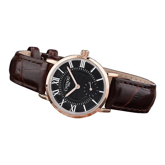 Relojes para Mujeres Impermeable Reloje para Mujer Vestir Slim Business Clásico Casuales Moda Negocios Reloj de
