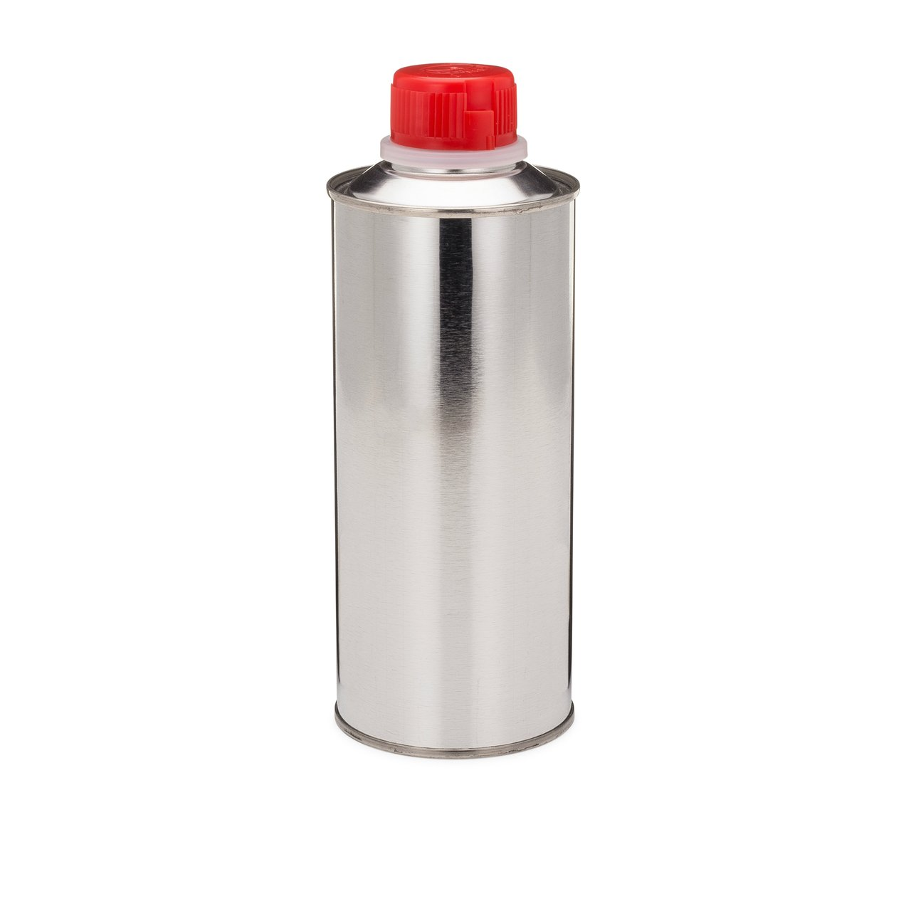 Tin-plated Cone-Top Steel Metal Can with Child Resistant (16 Oz Capacity)