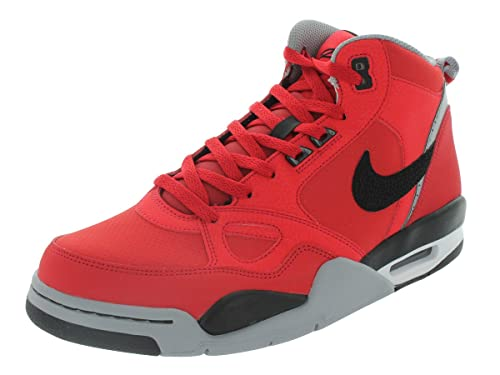 new concept 40ab4 5986c Nike Air Flight 13 Mid Mens Basketball Shoes 579961-600 University Red 8 M