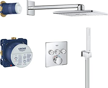 Grohe Grohtherm Smartcontrol Duschsystem Komplettset Inkl
