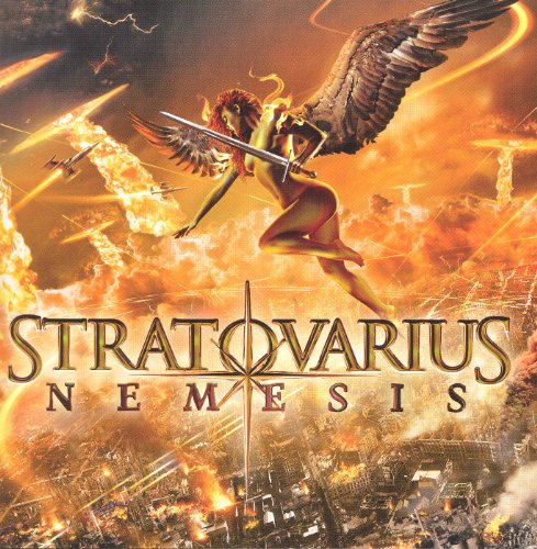 Stratovarius: Nemesis (Audio CD)