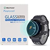 Poyiccot for COROS Pace 2 Screen Protector, 2 Pack Screen Protector for COROS Pace 2 Ultra-Thin 9H Hardness Anti-Fingerprint
