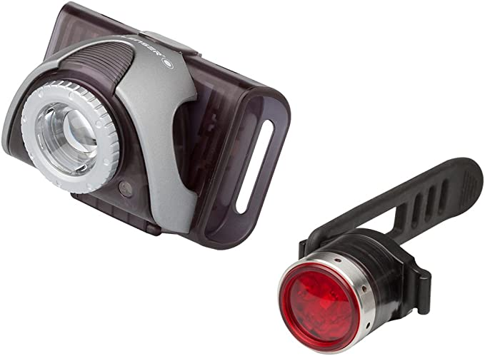 /Luz delantera para bicicleta Ledlenser B2R/