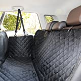 ELETIST Luxury Pet Seat Cover For Cars Trunk Cover Waterproof Easy Cleaning Non-Slip Car Seat Cover