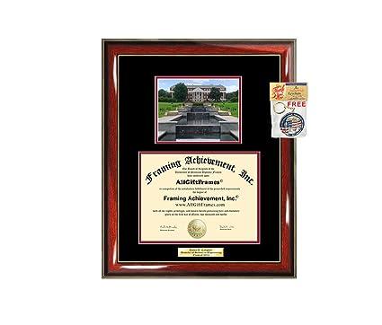 Amazon.com - Diploma Frame University of Maryland College Park ...