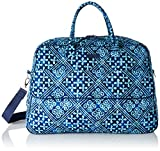 Vera Bradley Grand Traveler, Cuban Tiles