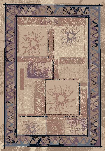 (Milliken 4000040153 Innovations Collection Soleil Rectangle Area Rug, 2'8