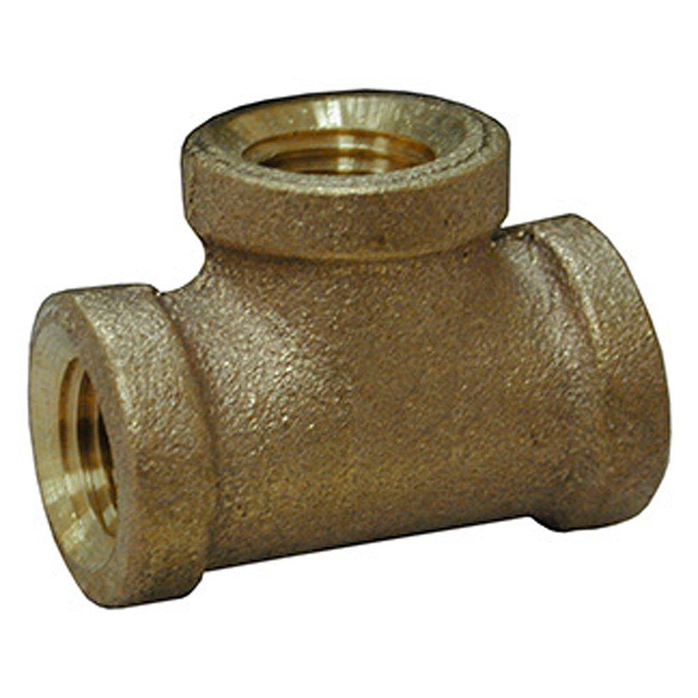 Jones Stephens Corp - 3/4 Bronze Tee (Lead Free)
